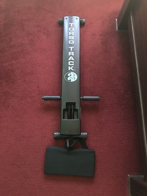 Torso Track 2 (abs exercise machine) for Sale in Warren, MI