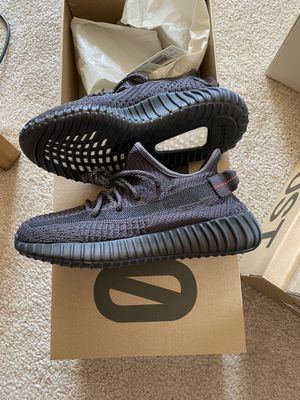 Yeezy black non reflective size 5 for Sale in Arlington, VA