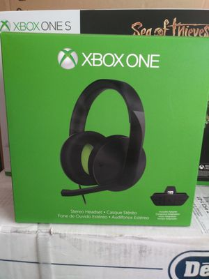XBox One gaming headphones for Sale in Goodyear, AZ