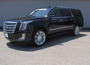 2018 Certified Cadillac Escalade ESV for Sale in San Angelo, TX