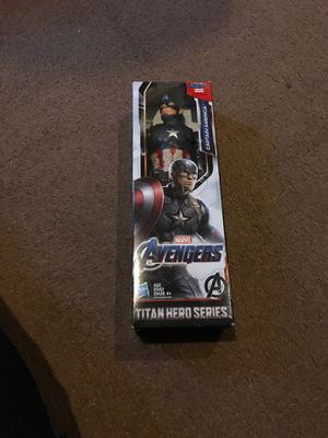 Marvel Avengers Captain America Toy for Sale in Vaucluse, SC