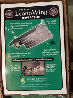 High power grow light Reflector for Sale in Normal, IL