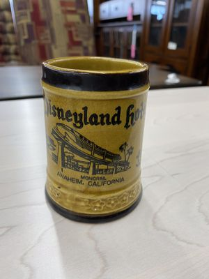 1970's Rare Monorail and Hotel Disney Mug for Sale in Los Angeles, CA