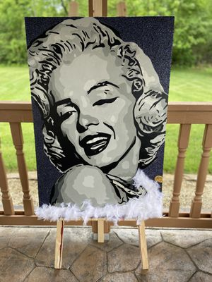 Marilyn Monroe Painting for Sale in Amherst, OH
