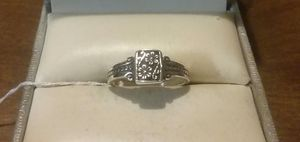 .925 Solid Sterling Silver Celtic Beaded Flower Ring. for Sale in Pawtucket, RI