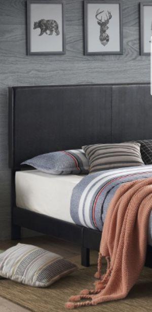 FULL SIZE BED FRAME NO MATTRESS for Sale in Scottsdale, AZ