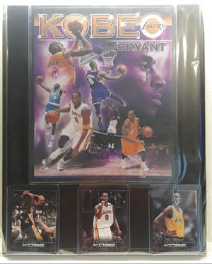 Kobe Bryant collage plaque for Sale in Vernon, CA