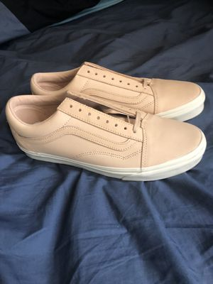 "NEW Vans ""Veggie Tan"" Size 10 ($40 IF PICKED UP TODAY) for Sale in San Dimas, CA"