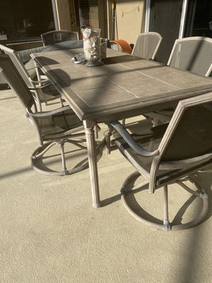 Patio table for Sale in Winter Haven, FL