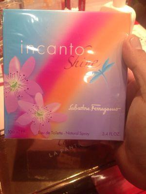 Incanto shine Salvatore Ferragamo 100ml 3.4 for Sale in Miami, FL
