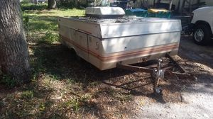 1983 coleman camping trailer for Sale in Choctaw Beach, FL
