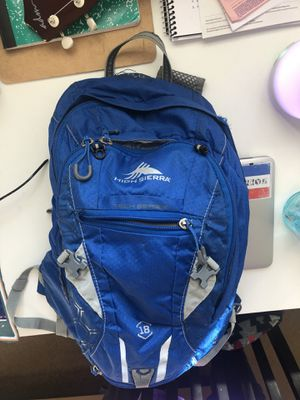 Hydration Backpack for Sale in Marlborough, MA