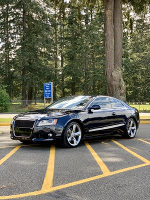 2011 Audi A5 2.0 Turbo Quattro for Sale in Lakewood, WA