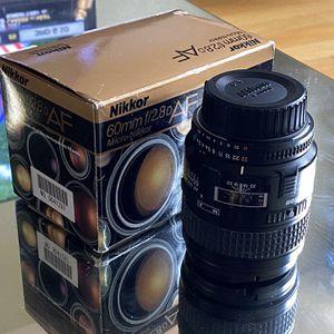 Nikon 60mm for Sale in Boynton Beach, FL