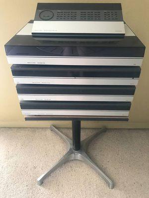 Bang & Olufsen B&O Vintage 5500 Stereo System Cassette CD AM/FM for Sale in Tempe, AZ