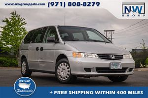 2002 Honda Odyssey LX, Local trade in, Wholesale unit! for Sale in Portland, OR