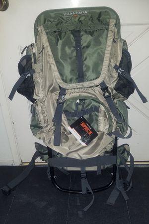 Brand new Field & Stream 50 Liter External Frame Backpack for Sale in Alhambra, CA