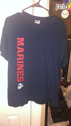 Marines Shirt for Sale in Greer, SC