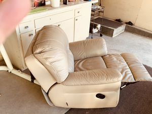 Like new Leather Recliner. $100 for Sale in San Jose, CA