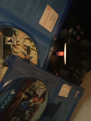 Controller and games for Sale in Richmond, VA