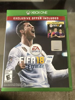 Fifa18 and HALO games for Sale in Oxon Hill, MD