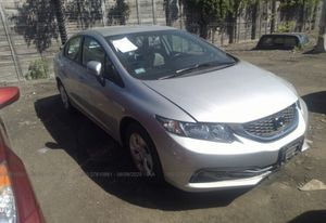 2015 Honda Civic salvage. Easy fix for Sale in The Bronx, NY