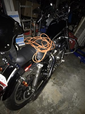 2003 Anniversary Harley Davidson (Like new ) for Sale in Oxon Hill, MD