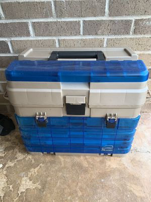 Plano tackle box for Sale in Fort Worth, TX
