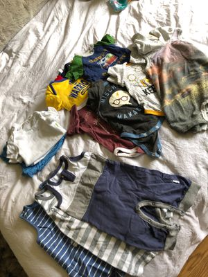 3-6month baby clothes $5 for Sale in San Francisco, CA
