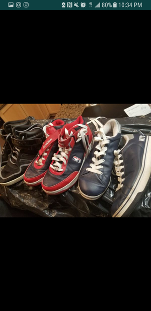 20 pairs of size 10 all must go 2 for Sale in Las Vegas, NV