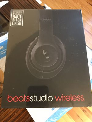 Beats Studio 2.0 Matte Black for Sale in Southampton, PA