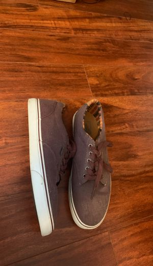 Men's Maroon vans size 13 for Sale in San Ramon, CA
