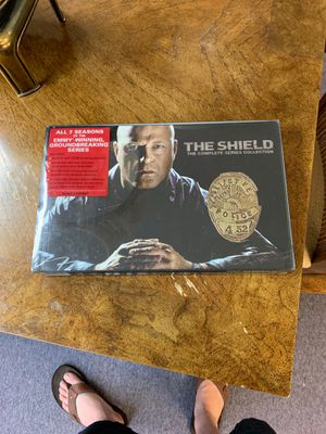 The SHIELD THE COMPLETE SERIES COLLECTION for Sale in Greenacres, FL