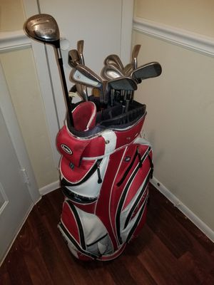 Golf Clubs and Caddy for Sale in Orlando, FL