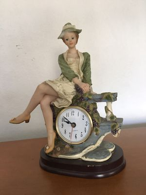 Antique clock for Sale in Palo Alto, CA