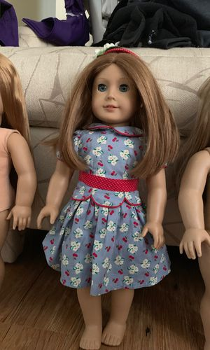 American Girl Doll Emily for Sale in Haines City, FL