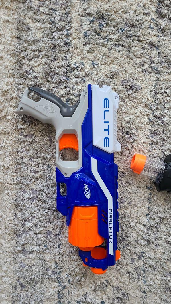 3 Nerf guns for sale! Like New