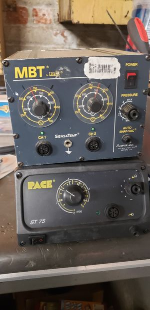 Lot of Pace soldering equipment for Sale for sale  New York, NY