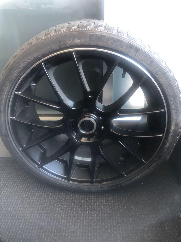 """Brand new Michelin tire and rim 20"""""""