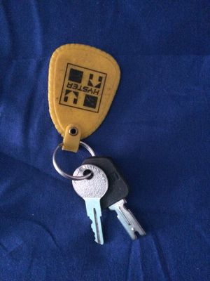 Hyster forklift keys for Sale in Fontana, CA