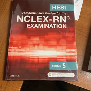 Hesi RN Book for Sale in Fort Lauderdale, FL