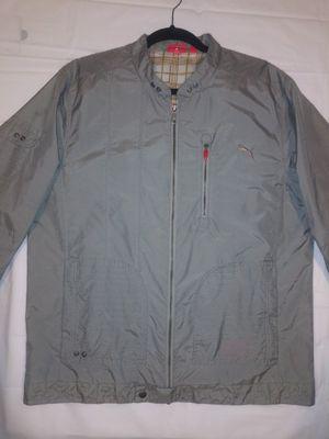 Puma Nylon Windbreaker Jacket for Sale in Washington, DC