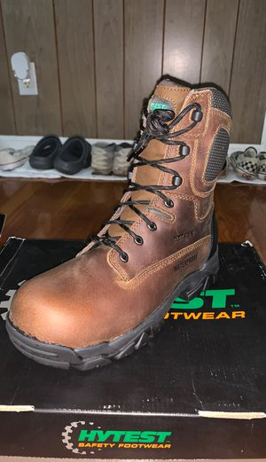 Hytest work boots for Sale in Lincolnwood, IL