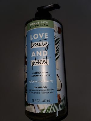 Love Beauty and planet shampoo for Sale in Las Vegas, NV