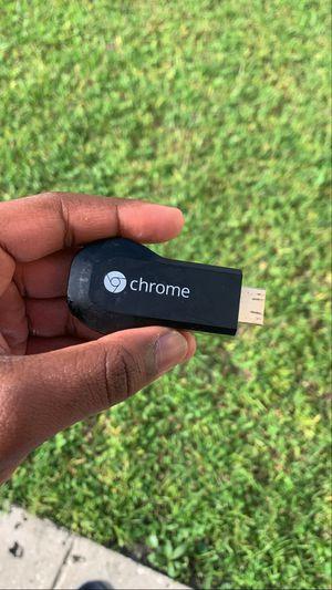 Google Chromecast (1st Gen) Updated for Sale in Brandon, FL