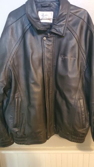 John Deere leather jacket for Sale in Concord, VA