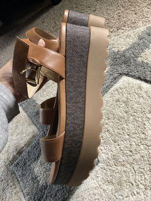 Michael kors platform sandals for Sale in Swatara, PA