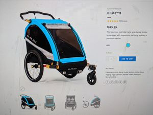 Brand New Burley D'Lite X for Sale in NEW CUMBERLND, PA