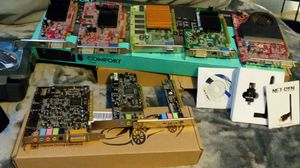 Lots of useful computer parts for cheap! for Sale in St. Helens, OR