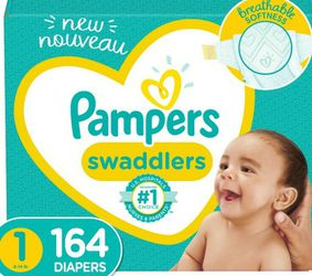 Pampers Size 1 Diapers for Sale in Wenatchee,  WA